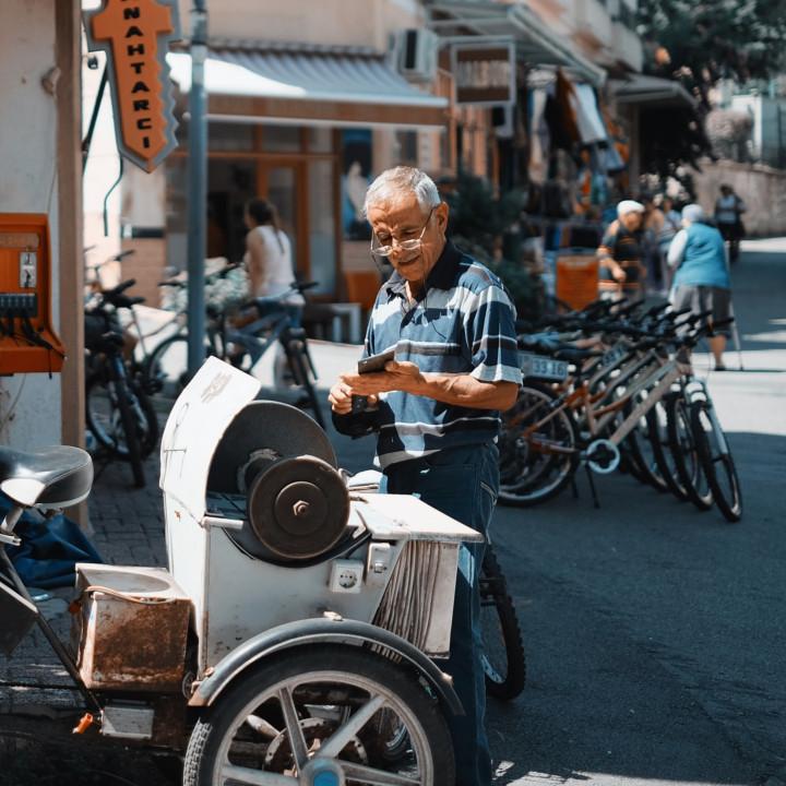 高齢社会の現状